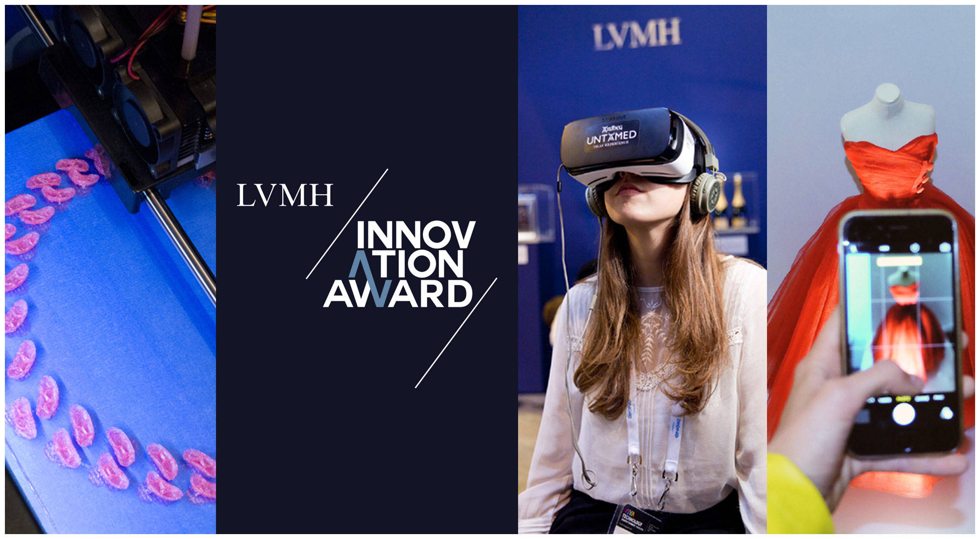 LVMH Innovation Award – V-Cult remporte le prix du public
