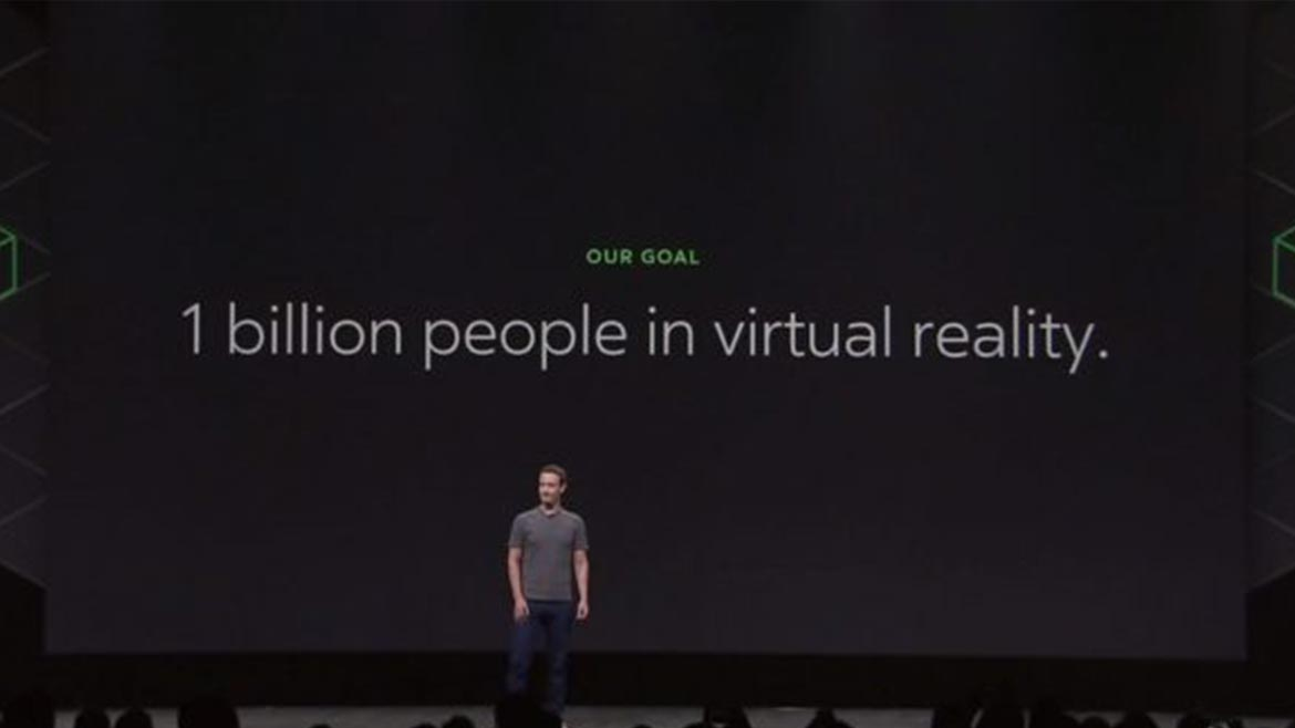 facebook annonce 1 milliard vr